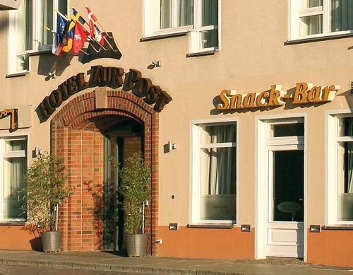 Snack Bar Altstadt Hotel Zur Post Stralsund